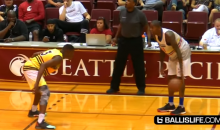 Watch Jamal Crawford & His 19-Year-Old Son Eric Face Off in Pro-Am Game (VIDEO)