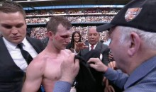 "Jeff Horn Calls Out Mayweather After Pacquiao Fight: ""You Want The Walking Stick Or The Gloves?"" (VIDEO)"