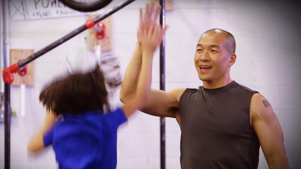 jimmy choi parkinsons disease american ninja warrior