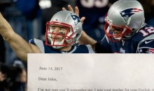 Julian Edelman's Ex-Teacher Says Sorry For Telling Him He Wouldn't Be A Football Player 11 Years Ago