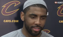 REPORT: Kyrie Irving Wants Out Because He's Tired Of LeBron Treating Him Like A Child