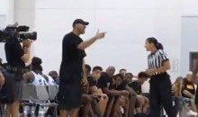 LaVar Ball Says Female Ref He Had Removed Mid-Game Needs To 'Stay In Her Lane' (VIDEO)