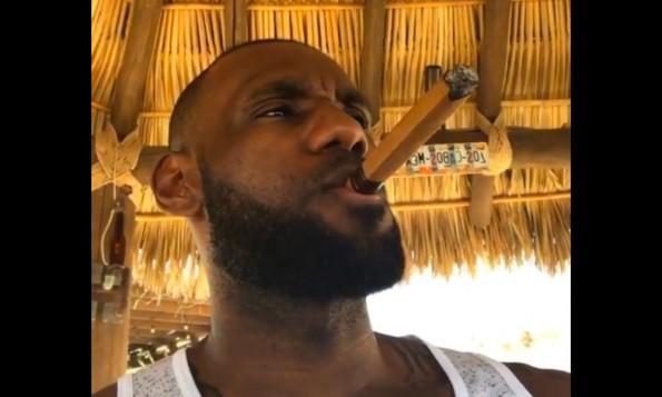 lebron-cigar