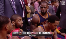 REPORT: Stephen A. Smith Says LeBron Is Tempted To Beat Kyrie's Ass (VIDEO)