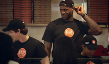 LeBron James' Less Than $1M Investment in Blaze Pizza Now Worth Between $35M & $40M
