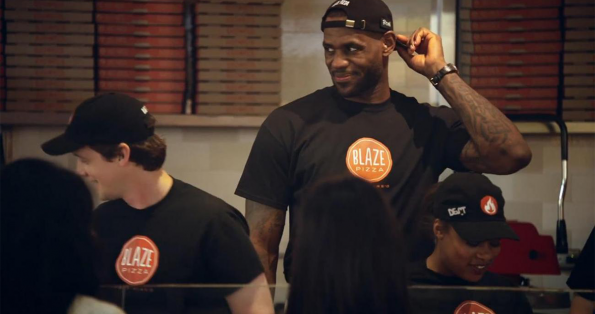 lebron pizza
