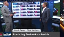 NFL Network Did An Entire Segment Predicting The Seahawks Schedule; It Was The Wrong Season (VIDEO)