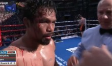 Manny Pacquiao Loses To Jeff Horn In A Controversial Decision
