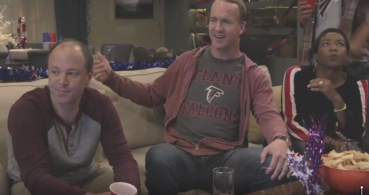 Peyton Manning lives in a retirement home now — Watch