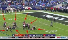 Genius Strategy Baltimore Ravens Used To Seal Win Last Season Is Now Banned Due To NFL Rule Change (VIDEO)