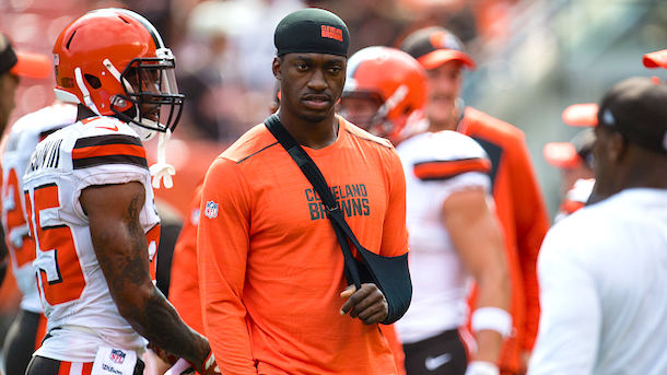 Robert Griffin III to work out for LA Chargers on Tuesday