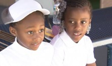 Two Young Sisters From Compton Impressing With Golf Skills (VIDEO)