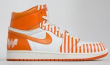 "Check Out These Air Jordan 1 ""Whataburger"" Sneakers (VIDEO + PICS)"