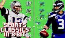 "Sports Classics in 8 Bit Presents ""Super Bowl 49: The Interception"" (VIDEO)"
