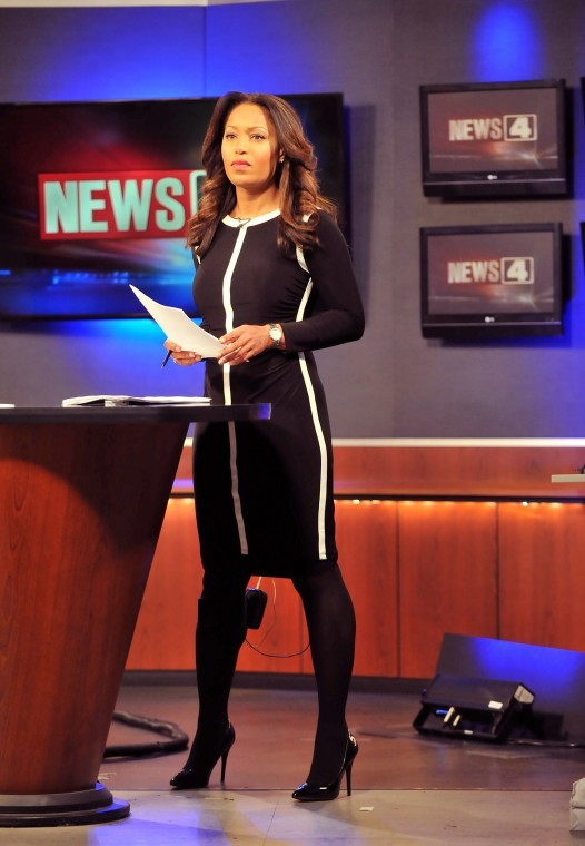 News Anchor Sharon Reed Responds To