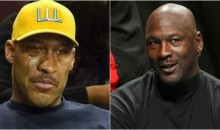 Michael Jordan Says LaVar Ball Couldn't Beat Him 1-on-1 If He Were 'One-Legged' (VIDEO)