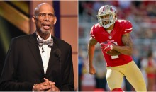Abdul-Jabbar on Colin Kaepernick: 'Where Is The Support From The White Players?'