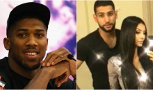 Anthony Joshua Says He Likes 'BBWs' So He Couldn't Be Smashing Amir Khan's Wife
