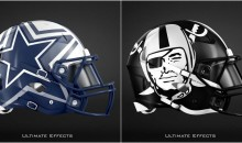 Creative Designer Creates Awesome Concept Helmets For All 32 NFL Teams (PICS)