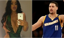 Abigail Ratchford Really Wants People To Know She Slept With Warriors Star Klay Thompson (PICS)