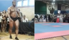 Professional Bodybuilder Sifiso Lungelo Dies After Backflip Goes Terribly Wrong (VIDEO)