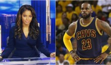 News Anchor Sharon Reed Responds To Rumors That She Has Secret Love-Child With LeBron (VIDEO)