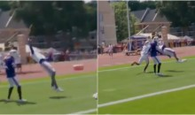 Watch Bills WR Brandon Tate Haul In a Spectacular One-Handed Catch In Practice (VIDEO)