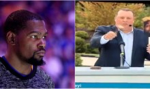 Kevin Durant Calls Out 'Bum Ass ESPN' For Fantasy Football Auction Segment (VIDEO)