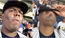 Yankees Fan Gets Crushed Once Again After Aroldis Chapman Gives Up Another Late HR (VIDEO)