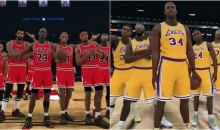 NBA 2K18 Releases Full All-Time Team Rosters (VIDEO)