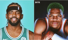 Graphic Artist Gives Current NBA Stars Epic Old-School Haircuts (PICS)