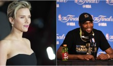 Durant Says He Would Drink Scarlett Johansson's Bath Water & He Doesn't Care What You Think (AUDIO)