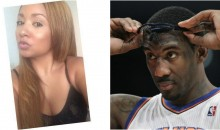 Amar'e Side Chick Wants His Financial Records, Passports; Doesn't Want To Work Since She Has An NBA Baby