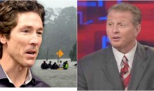 Ex-ESPN's Sean Salisbury Exposes Joel Osteen For Lying About Being Able to House Houston Flood Victims (VIDEO)