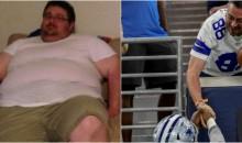 Dez Bryant Inspires Cowboys Fan To Lose 400 Pounds