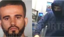 MMA Fighter Sergio Da Silva Arrested for Robbing Bank For $50K