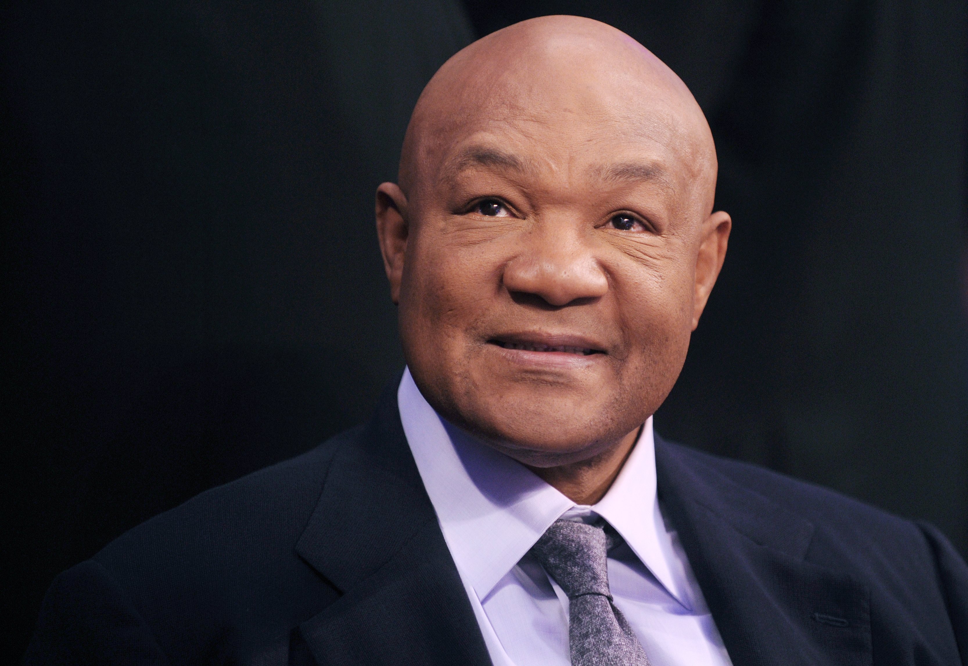 George Foreman praises Trump, suggests Kevin Durant and Colin Kaepernick are unpatriotic