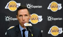 Steve Nash Rips Donald Trump for Defending White Supremacists (TWEET)