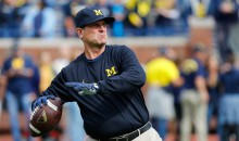 Jim Harbaugh Says Violent Protesters Are The Ones Who Are Truly Disrespectful To The American Flag