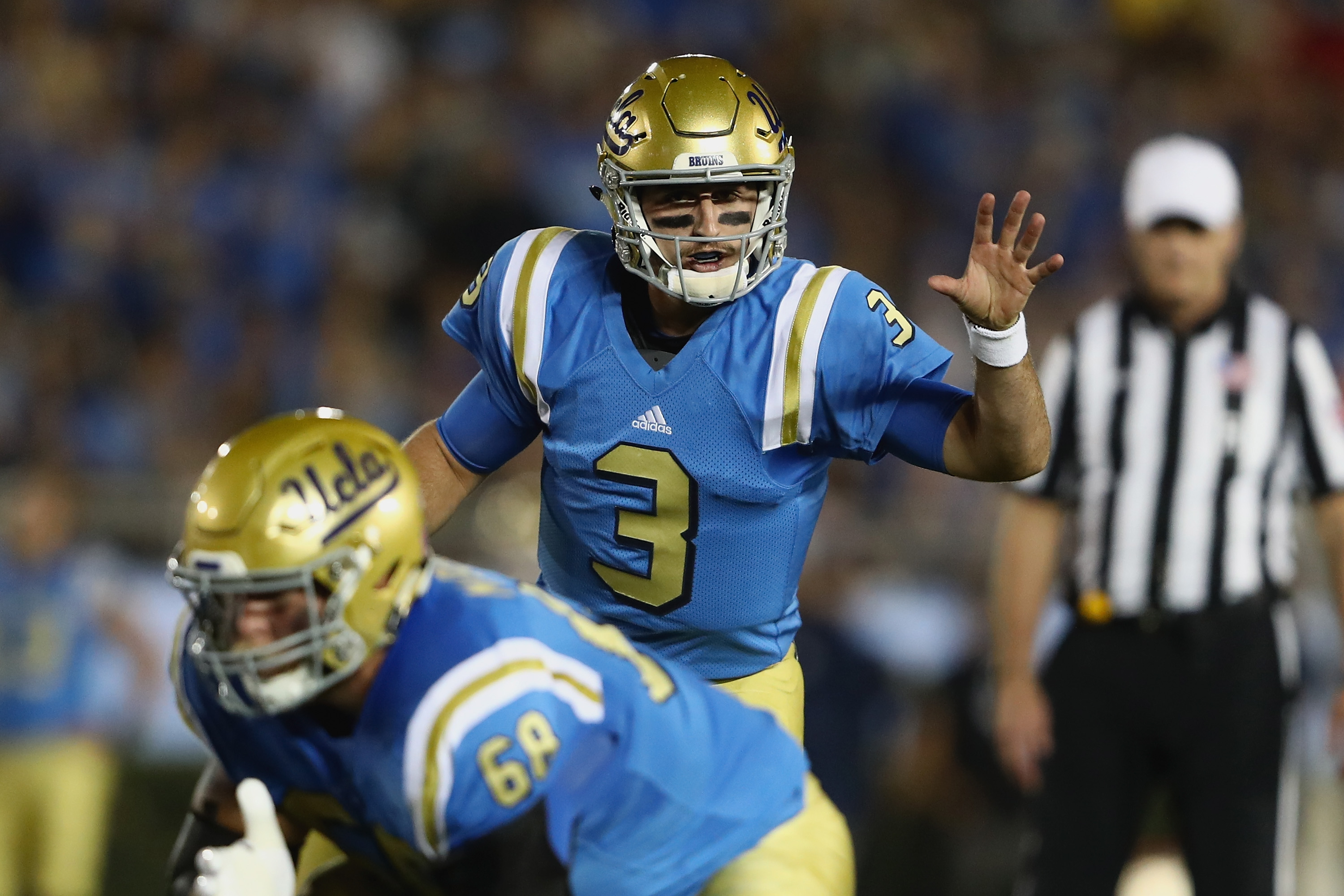 Josh Rosen To Sit Out Cactus Bowl vs. Kansas State
