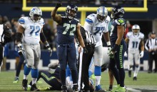 Seahawks' Michael Bennett Plans To Sit During National Anthem Throughout 2017 Season (VIDEO)
