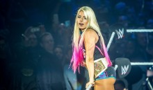 Young Kid Smacked Alexa Bliss On Her Booty During A WWE Live Event (VIDEO)