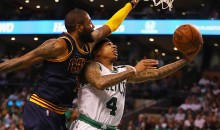 Celtics Willing To Part With Another Draft Pick To Complete Kyrie-Isaiah Trade in Hopes They Don't Veto