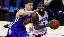 REPORT: Cavs Asked About Klay Thompson Before Trading Kyrie To Boston