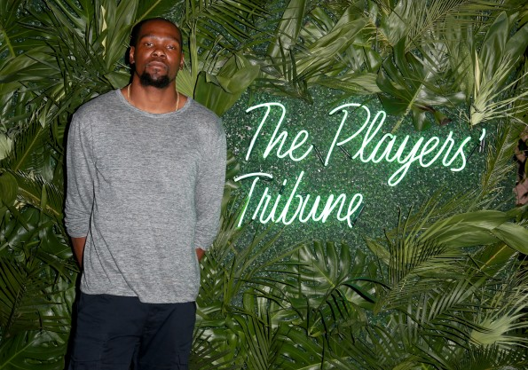 The Players' Tribune Hosts Players' Night Out 2017