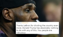 Social Media Reacts To LeBron Saying Donald Trump Made It Fashionable To Hate People (TWEETS)