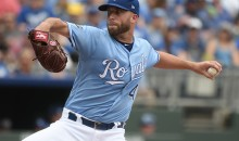 Royals' Danny Duffy Cited For DUI After Passing Out In Burger King Drive-Thru