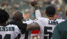 Eagles De Chris Long Says He Wanted To Support Jenkins 'As A White Athlete' Against Racial Injustice