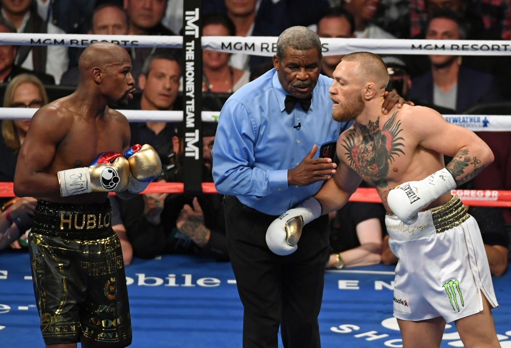 Champ Blasts Conor McGregor for Ducking Tough Challenges