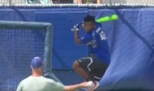 Watch 13-Year-Old Little Leaguer Jayce Blalock Smash 400-Foot Home Run Off Second Deck at Braves' Sun Trust Park (Video)